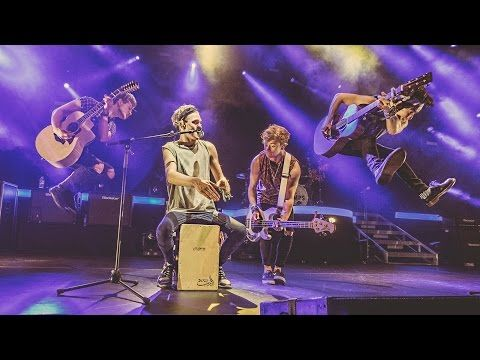 The Vamps - Last Night (Live from Birmingham) (VEVO LIFT): Brought To You By McDonald's - YouTube