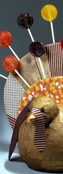 We're talking turkey today: Two easy turkey crafts for kids | Crafts 'n Coffee