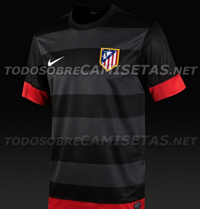 Atletico de Madrid Away 2012