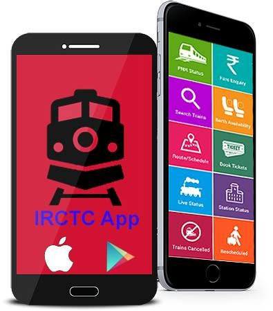 The #IRCTC #ticket booking app offers great convenience for booking tickets. You don't need to visit the #railway ticket #booking office. You can even get Tatkal #tickets using IRCTC App. The procedure is quite simple, all you need to do is enter the train number date of journey and the app will show the status of reservation for the selected train. .#Indian #Railway #App-http://goo.gl/kRbxLo