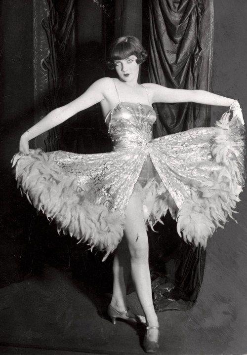Betty Delaume, Berlin, 1926