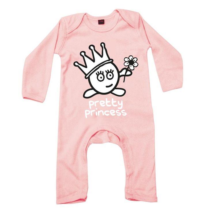 Baby Girl Sleepsuit Baby Girl Gift