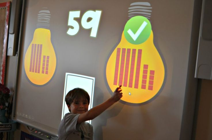 interactive math games, place value games, smart board