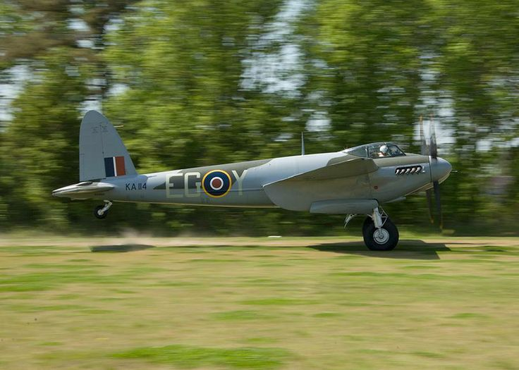 Military Aviation Museum's de Havilland DH.98 Mosquito FB.26, KA114. Manufactured in Ontario, Canada, 1945.
