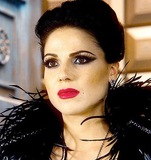 I've seen Once upon a time, and I don't care what anyone says, my favorite character is Regina or actress Lana Parrilla!!!