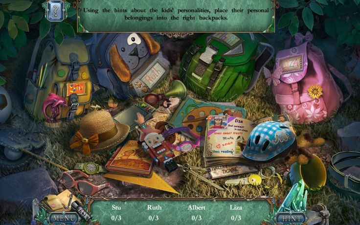 First hidden object scene of the game. See more here: https://www.facebook.com/Game-1593309747588637/