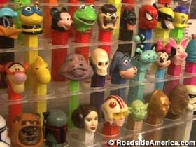 28 best images about pez dispensers on pinterest smileys for Star wars museum california