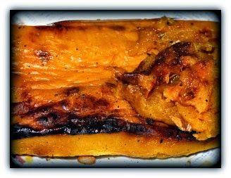 La Cuina i el Menjar Alacantí: Carabassa i moniatos al forn