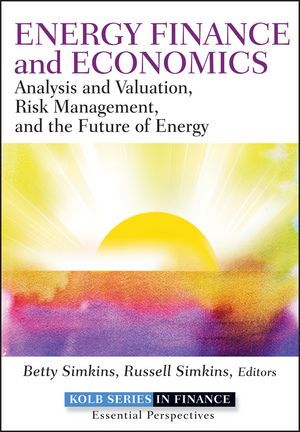 Thought leaders and experts offer the most current information and insights into energy finance Energy Finance and Economics offers the most up-to-date information and compelling insights into the finance and economics of energy.  Ebook