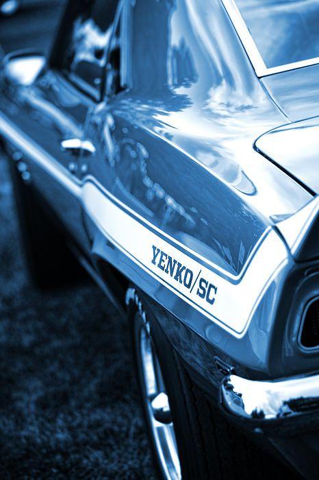 1969 Chevrolet Camaro Yenko S/C 427 - by Gordon Dean II
