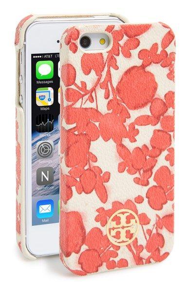 Tory Burch 'Kerrington' iPhone 5 & 5s Case | Nordstrom