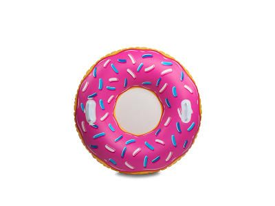 Nafukovačky Big Mouth Snow Tube Pink Frosted Donut