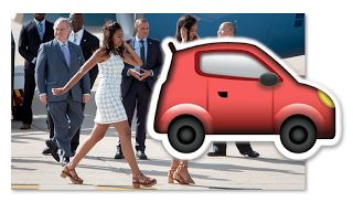 "What Kind Of Car Does Sasha Obama Drive? - New?  Natasha ""Sasha"" Obama didn't crash her car and she doesn't own a Bugatti. A fake news site recently published a story that claimed Barack and Michelle Obama's youngest daughter Sasha drove her Bugatti Veyron into a lake. A Bugatti Veyron cost more than $1 million and Sasha doesn't have one.  On June 10 2017 Sasha turned 16-years-old so her parents most likely bought her a car. In 2014 Barack and Michelle gave Sasha's older sister Malia a new…"