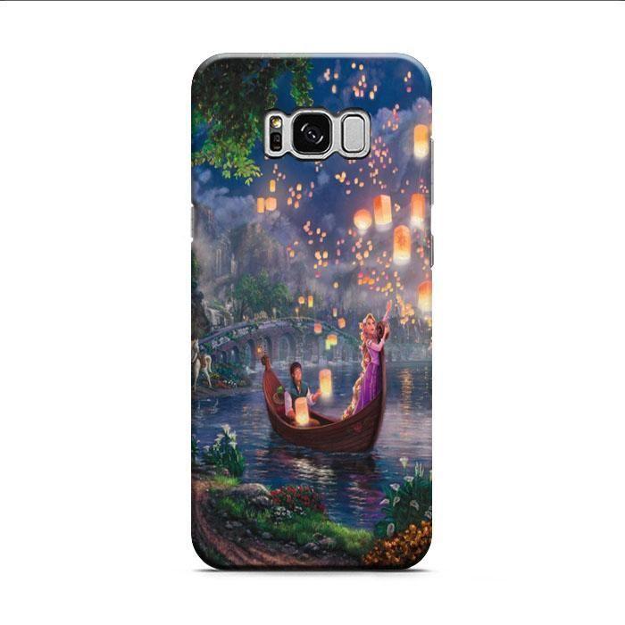 Tangled Cartoon Lantern Samsung Galaxy S8 Plus 3D Case
