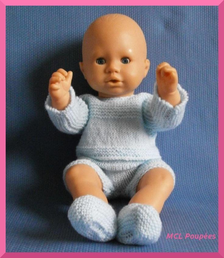 120 best images about tricot poupee on pinterest. Black Bedroom Furniture Sets. Home Design Ideas