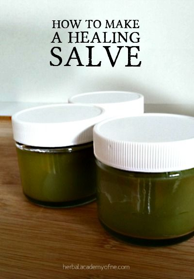 How To Make The Ultimate Healing Salve