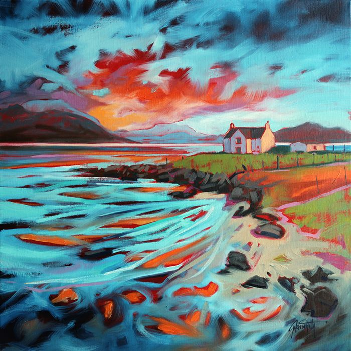 West Coast Morning by Scott Naismith