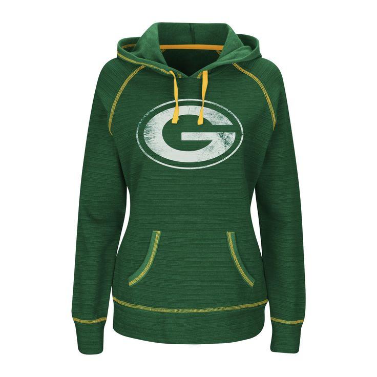 Green Bay Packers Sweatshirt Xxl, Women's, Multicolored