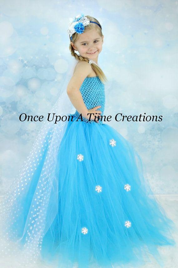 Principessa Tutu fiocco Dress w / Polka Dot di OnceUponATimeTuTus