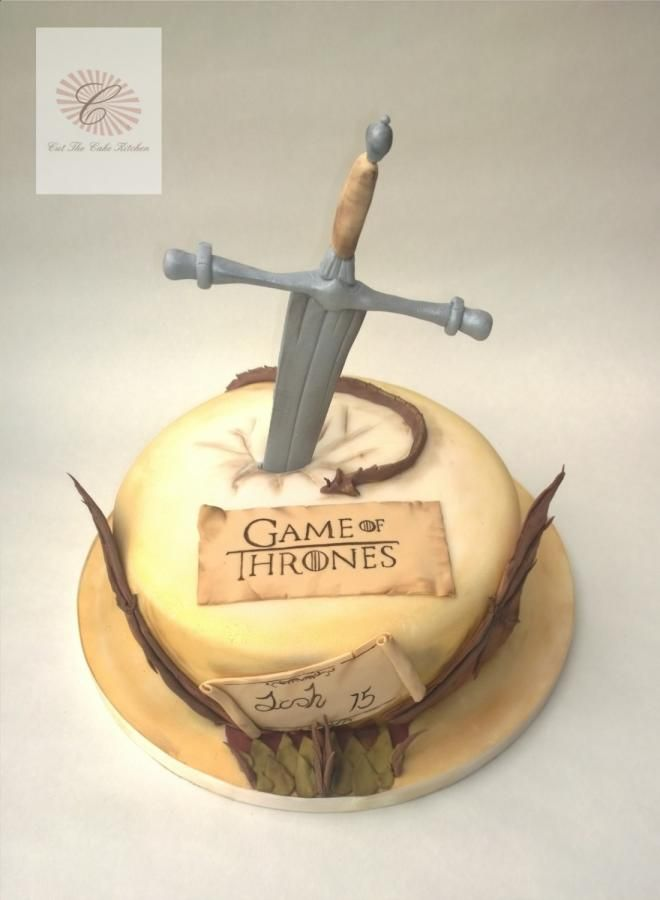 281 best Game of Thrones Cakes images on Pinterest Amazing cakes