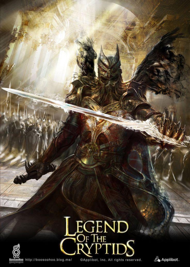 legends fantasy art - photo #27
