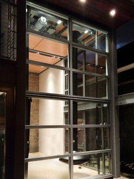 Marvelous Bifold Exterior Doors   Glass Bi Fold Door   Close Up   Modern