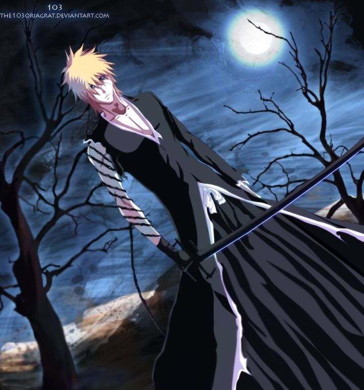 Its The Ichigo He Has Come To Fuck Shit Up