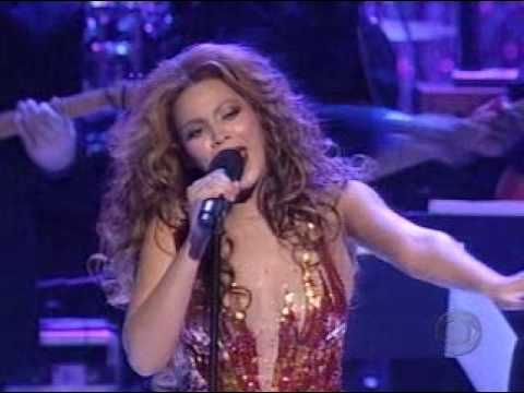 Love Tina Turner - and this performance by Beyonce is pretty good :)