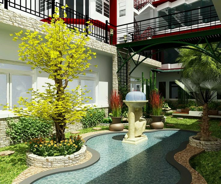 history of modern garden design,Modern Garden Design Express Yourself,Modern Garden Designs,modern garden designs front house