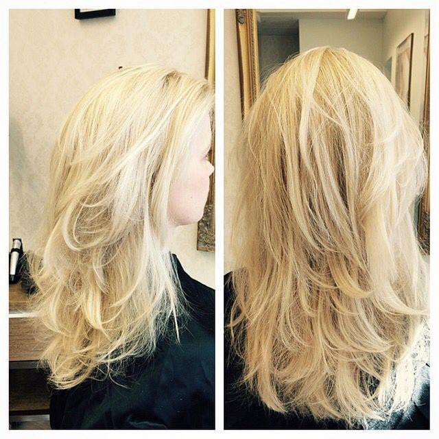Kesäblondi! Hiukset: Samu #velvetkampaamot #schwarzkopfpro #blondme #balayage #sunkissedhair #beachhair #nofilter