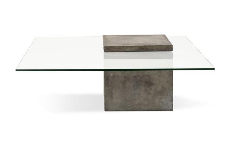 TABLE BASSE 40X40X15 GRANGE