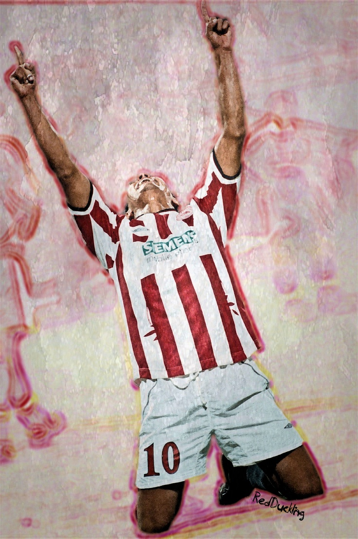 """Giovanni"" Giovanni Silva de Oliveira, born 4 February 1972, Brazilian attacking midfielder or forward (Olympiacos FC, 1999–2005, 129 apps, 61 goals)."