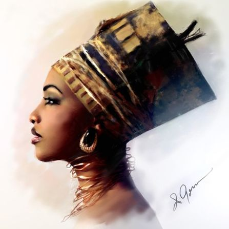 Black Women Art - Jae Renee http://jaerenee.zenfolio.com/p662841973/h61385043#h61385043