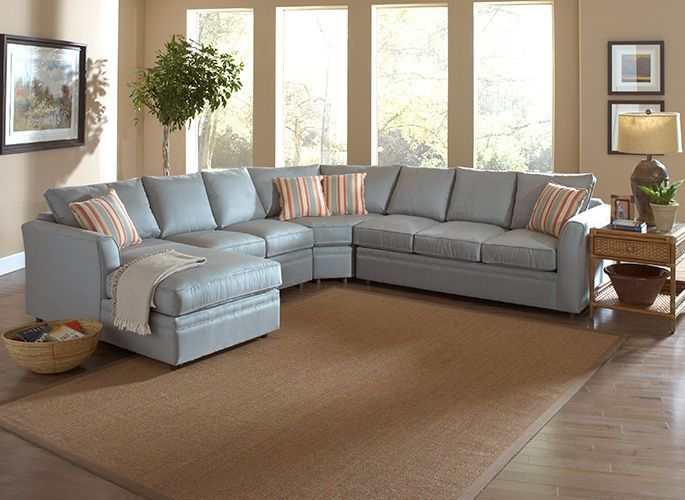 Braxton Culler 550 Sectional Group Star Furniture