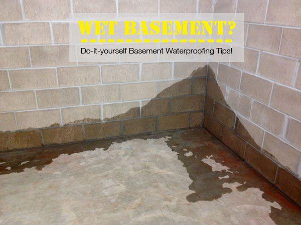 25 best ideas about basement waterproofing on pinterest waterproofing basement walls. Black Bedroom Furniture Sets. Home Design Ideas