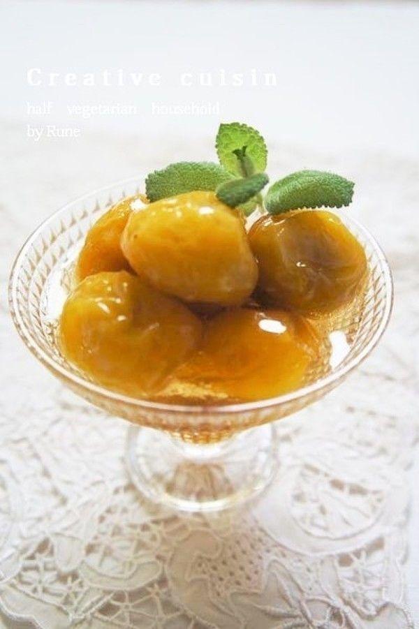 旬の青梅の甘酸っぱさを味わう♡梅ジャム&梅スイーツのレシピ | レシピサイト「Nadia | ナディア」プロの料理を無料で検索