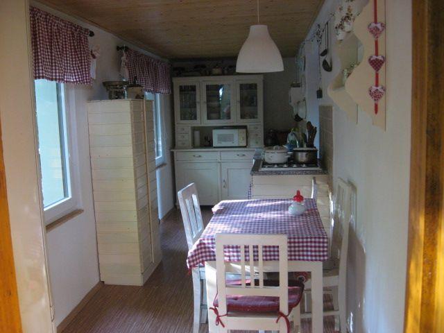 kuchyň na chatě