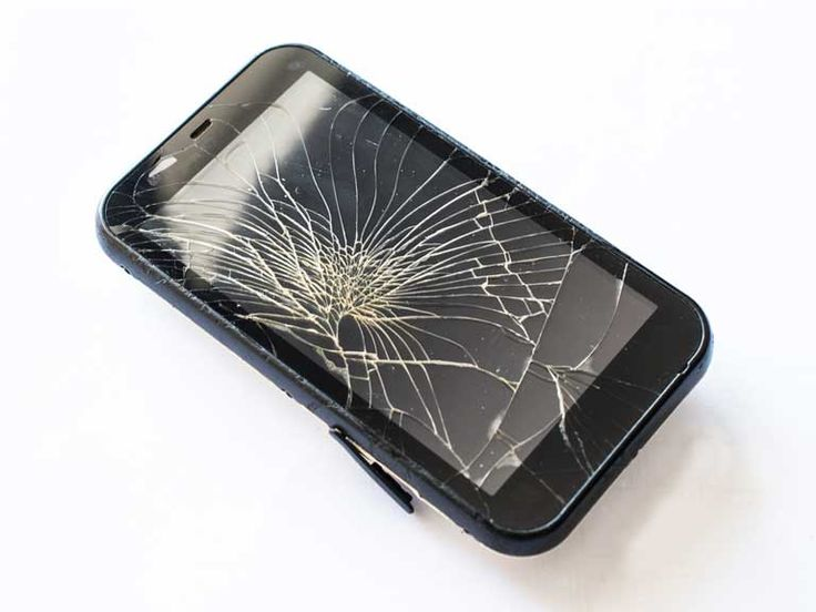 How to fix your smartphone's cracked screen.