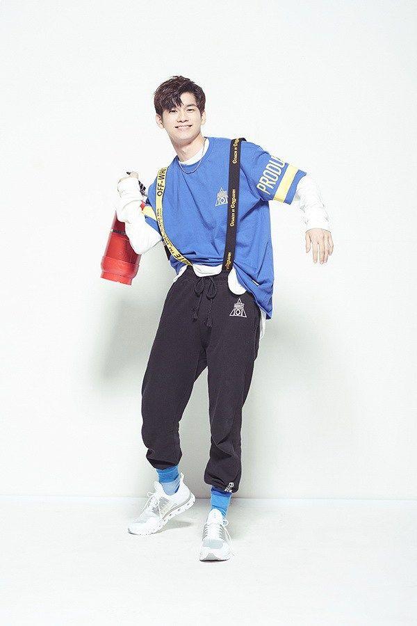 Ong Seong Wu (옹성우) | Wanna One | KpopScene.com