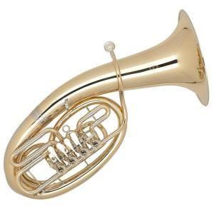 Bb Kaiser Baritone Miraphone - 56L 200 Gold Brass