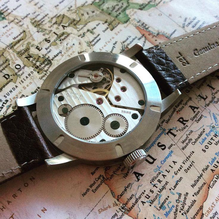 #watch #australia #pilot #luxury #wristwatch #gold #mechanicalwatch #eta #certa #Melbourne #handwinding #watchmaker #aviation #aviator #flieger #pilotwatch #leather #fashion #design #handmade #WW2 #time #watches #startup #certaaustralia #steel #certaaustraliawatches #timepieces