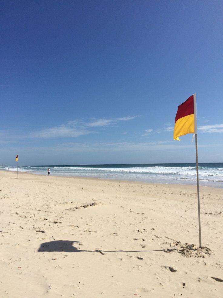 Miami beach, QLD Australia
