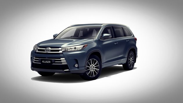 2019 Toyota Kluger Features