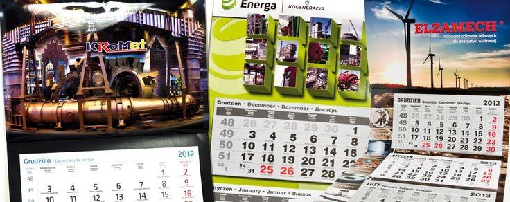 Projekty kalendarzy...