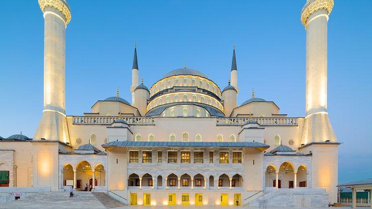 コジャテペ モスク / アンカラ (およびその周辺)|エクスペディア