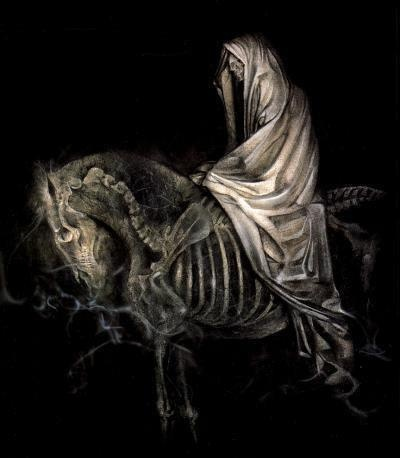 Death comes on a pale horse