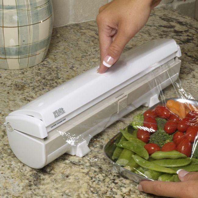 Plastic Wrap Dispenser | WrapMaster USA