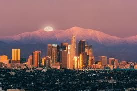 California, to visit some friends!