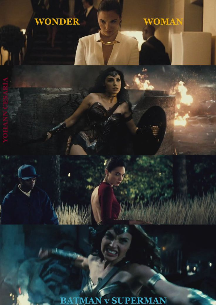 Wonder Woman Gal Gadot Batman V Superman By Cesaria-Yohann -6097