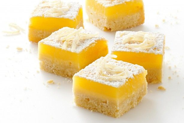 Pammie's lemon bars main image